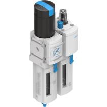Блок подготовки воздуха, комбинация Festo MSB4-1/4-FRC5:J1M1