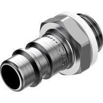 Быстроразъемный штекер Festo NPHS-S6-M-G14