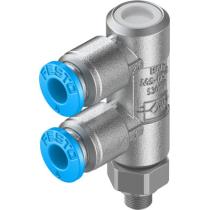 Управляемый обратный клапан Festo HGL-M5-QS-4
