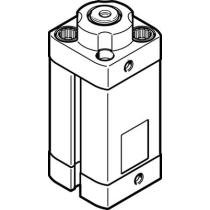 Стопорный пневмоцилиндр Festo DFSP-20-10-DF-PA