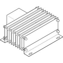 Тормозящий резистор Festo CACR-KL2-40-W2000