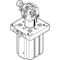 Стопорный пневмоцилиндр Festo DFST-50-30-DL-Y4-A
