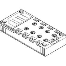 Плита для блочного монтажа Festo CPX-AB-8-M8-3POL