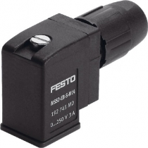 Штекерная розетка Festo MSSD-EB-S-M14