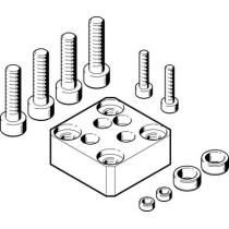 Адаптерная плита для стандартного параллельного захвата Festo HAPG-60-S1
