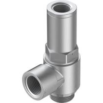 Управляемый обратный клапан Festo HGL-1/2-B