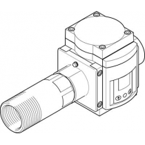 Датчик расхода Festo SFAM-90-15000L-TG112-2SA-M12