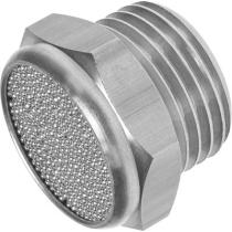 Глушитель латунный резьбовой Festo AMTE-M-H-G18