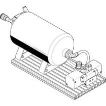 Усилитель давления Festo DPA-40-16-CRVZS5
