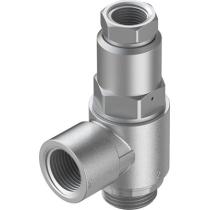 Управляемый обратный клапан Festo HGL-3/8-B