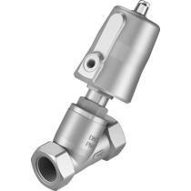 Седельный клапан Festo VZXF-L-M22C-M-B-G1-240-M1-V4V4T-50-10 DN25 PN40