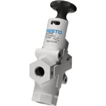 Отсечной клапан Festo HE-N3/8-LO
