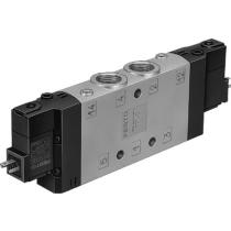 Распределитель с электроуправлением Festo CPE24-M1H-5/3G-3/8