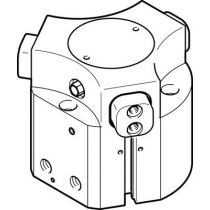 Захват трехточечный герметичный Festo HGDD-50-A-G1