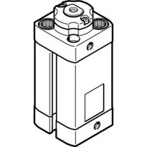 Стопорный пневмоцилиндр Festo DFSP-Q-20-15-DF-PA