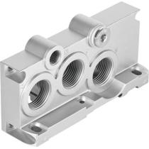 Торцевая плита Festo VABE-S6-2R-G34