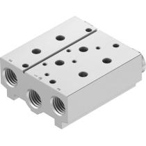 Плита для блочного монтажа Festo VABM-B10-30S-G12-2