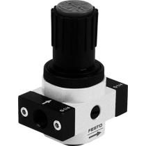 Регулятор давления Festo LR-1/4-D-O-MINI