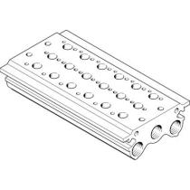 Плита для блочного монтажа Festo PRS-1/8-6-BB