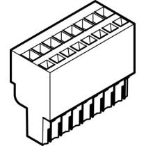 Штекер Festo NECC-L2G8-C1
