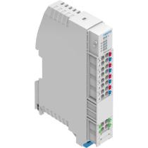 Модуль аналоговых входов Festo CPX-E-4AI-U-I