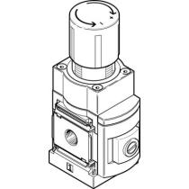 Прецизионный регулятор давления Festo MS6-LRP-1/2-D2-A8