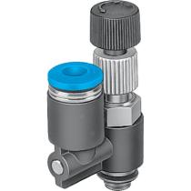 Клапан регулирования перепада давлений Festo LRL-M5-QS-4