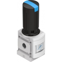 Регулятор давления Festo MS6-LR-1/2-D7-AS