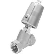 Седельный клапан Festo VZXF-L-M22C-M-A-G114-290-M1-H3B1T-50-10 DN32 PN16
