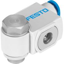 Дроссель с обратным клапаном Festo VFOF-LE-H-G14-Q8