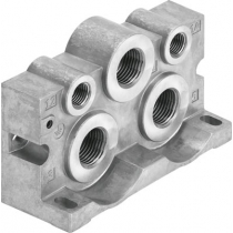 Торцевая плита Festo VABE-S1-1L-N12