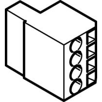 Штекер Festo NECC-L1G4-C1