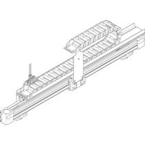 Модуль перемещения Festo EHMY-LP-EGC-80-TB-KF