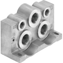 Торцевая плита Festo VABE-S1-1R-G12
