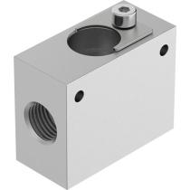 Плита для блочного монтажа Festo VABS-P4-10S-G14