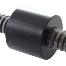 Гайка трапецеидальная (нейлон) FLI d=20 мм, шаг резьбы 4 мм, LKM 20-4-D