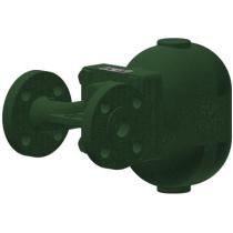 Воздухоотводчик автоматический поплавковый из углеродистой стали резьбовой ADCA AE32-17 Ду1 Ру40 (DN25 PN40)
