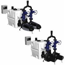 Канализационная насосная установка Grundfos MD1.80.80.15.4.50D/450.SE