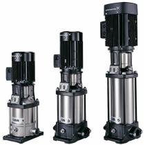 Многоступенчатый вертикальный насос Grundfos CR 5-10 A-FGJ-A-E-HQQE