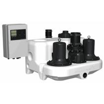 Канализационная насосная установка Grundfos MD.15.1.4