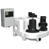 Канализационная насосная установка Grundfos MULTILIFT M.32.3.2 (4м)
