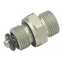 Клапан защиты запорный Hydronit S.r.l. VUBADIN02T12, G3/8, под РВД сDKO-12L