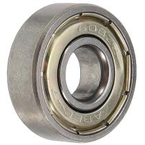 Подшипник шариковый радиально-упорный  двухрядный закрытый 3203-ZZ-ATN9 (3056203) 17x40x17,5 мм ISB
