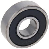 Подшипник 608-2RS (180018) 8x22x7 мм ISB (пром. уп.)