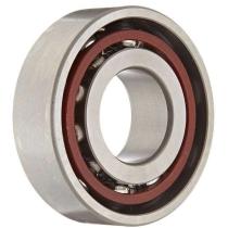 Подшипник шариковый радиально-упорный  однорядный открытый 7202-B (7202) 15x35x11 мм ISB (пром. уп.)