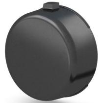 Крышка ISB черная PLT204CNTAPPO