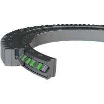 ОПУ серия с перекрестными роликами на один ряд ZR1.14.1094.200-1SPTN ISB