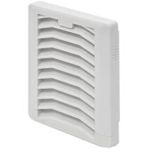 Вентилятор и решетка с фильтром KIPPRIBOR серии KIPVENT-100-01-300
