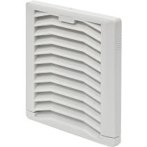 Вентилятор и решетка с фильтром KIPPRIBOR серии KIPVENT-200-01-300
