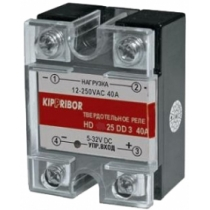 Твердотельные реле для коммутации постоянного тока KIPPRIBOR HD-2525-DD3